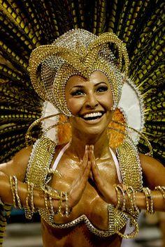 Carnaval 2009 - Desfile das Escolas de Samba - Foto: Pedro Kirilos | Flickr - Photo Sharing!