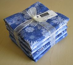 Enter to win a Winter Wonderland by Wendy Bentley fabric bundle