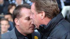 Harry Redknapp hails Swansea City football blueprint