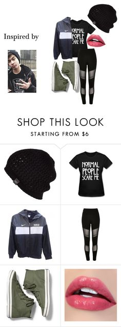 """Inspired by calum hood"" by scjdaisy ❤ liked on Polyvore featuring UGG Australia, NIKE, River Island and Keds"