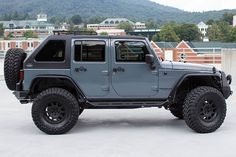 2015 Jeep Wrangler Rubicon Unlimited Anvil - Passenger