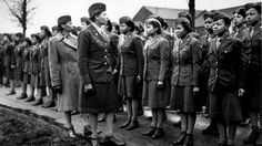 African American Women Military