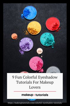 Are you ready to have fun and play with colorful eyeshadows for your dazzling eyes? Get out of your comfort zone and try these colorful eyeshadow looks right away! #MakeupTutorials #Eyeshadow #Makeup #Beauty Eyeshadow Looks, Eyeshadow Makeup, Colorful Eyeshadow, Eyeshadows, Comfort Zone, Best Makeup Products, Makeup Looks, Play, Fun