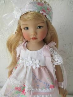 gorgeous doll and dress