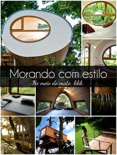 Casa na árvore moderna, by Agenda Blizz