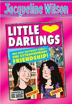 Little Darlings 8 CD Audiobook by Jacqueline Wilson I Love Books, Great Books, Books To Read, My Books, Jacqueline Wilson Books, Best Authors, Book Challenge, World Of Books, Library Books