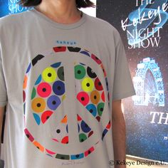 Kekeye T-Shirt of the Day / Peace in Dots Design Web Design, Dots Design, Design Products, Marketing, Vienna, Designer, Peace, Day, Interior