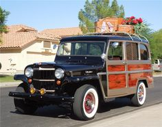 Sold* at Scottsdale 2013 - Lot #397 1964 WILLYS JEEP STATION WAGON
