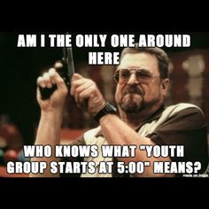 The frustration is real... #youthmin #stumin