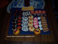 háčkované vánoční cukroví Cake, Desserts, Food, Tailgate Desserts, Deserts, Kuchen, Essen, Postres, Meals