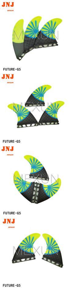 FREE SHIPPING fiberglass carbon future Tri-set M fins surf table fin future M 3pcs a set