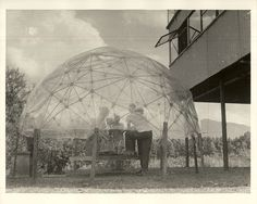 Buckminster Fuller at Black Mountain College