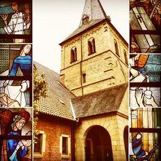 #Monheim am #Rhein #Düsseldorf #Reisen #Rheinland #Travel #Architektur #Kirchen #Ferienwohnung #Städtereise