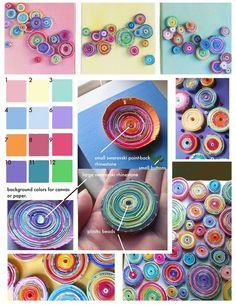 paper coils