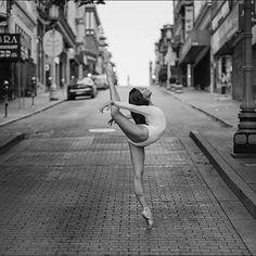 Pin for Later: Habt ihr Ballett schon mal als mögliche Sportart in Erwägung gezogen?