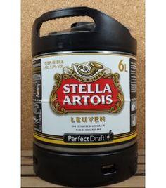 Stella Artois 6 L Keg Perfect Draft