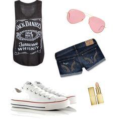 Jack Daniels all American