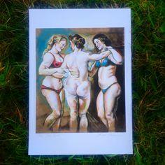 The Last Grace   Fine Art Print Grace Art, Classical Art, Artworks, Fine Art Prints, Neon, Shapes, Canvas, Painting, Tela