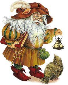 Фэнтези Рисунки, Фэнтезийные Иллюстрации, Лесные Существа, Гоблины, Феи, Гномы, Ведьмы, Сказочные Существа, Лесные Друзья