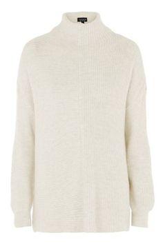 TALL Variated Rib Knitted Jumper