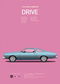Um favorito.  http://www.fubiz.net/2013/07/08/cars-and-film-series/