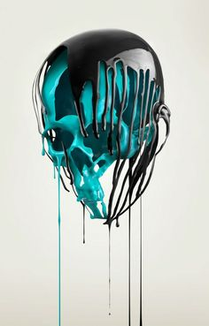 Skulls by Paul Hollingworth | Designcollector