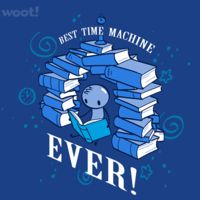 Woot!: Best Time Machine Ever