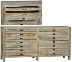Kingsley 72x20x35 Dovetail Furniture