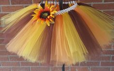 Halloween Tutu for Adults Scarecrow tutu by ClaraGCreations