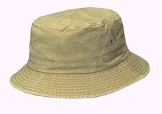 Classic Cotton Bucket Hat by Dorfman Pacific #Classic #Cotton #Bucket #Hat #Dorfman #Pacific