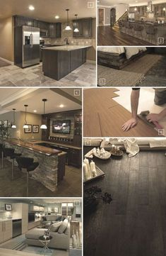 There are a number of basement flooring ideas and options to choose from, and the decision on which one to use will come down to what sort of room/space you creating (home theater, playroom, kitchen, etc.), the style you want, and also the climate you live in (different types of flooring are better for hot […]