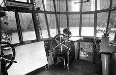 Hindenburg Control Car.