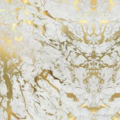 white and gold marble - Google Search