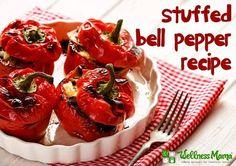 Stuffed bell pepper recipe Stuffed Bell Peppers