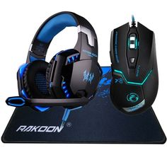 Best price US $29.63  3200DPI 6 Button Wired Pro Gaming Mouse Optical Gamer Mouse+EACH G2000 Hifi Pro Gaming Headphone Headset+Gaming Mouse Pad Gift  #Button #Wired #Gaming #Mouse #Optical #Gamer #Mouse+EACH #Hifi #Headphone #Headset+Gaming #Gift  #Online