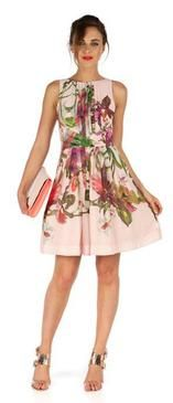 Ted Baker Carlii Dress- perfectly pastel and feminine!