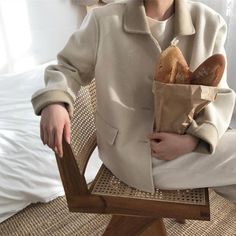 Korean Fashion – How to Dress up Korean Style – Designer Fashion Tips Brown Aesthetic, Korean Fashion Trends, Fashion Outfits, Fashion Tips, Fashion Design, Fashion Ideas, Womens Fashion, Jolie Photo, Brown Beige