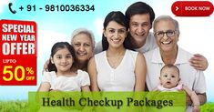 Happy New Year Offer - 50% Discounts on Health Packages.   HD offering numerous #health packages which give you a comprehensive #diagnosis of the medical condition of the #body. #Healthylifestyle #Healthyliving #HealthyLife ##picoftheday #fitness #healthpackages #health #offer #discounts #Delhi #SouthDelhi #happynewyearoffer #christmas #merrychristmas