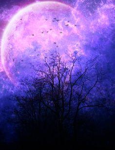 Beautiful moon...