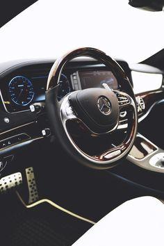 Mercedes-benz interior | more lifestyle on http://bella-passione.tumblr.com/