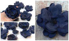 Blue flowers for Stephany
