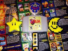 N64 Legend Of Zelda Ocarina Of Time