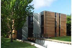Réalisé par l'agence d'architecture Umâ Construction neuve - Maison Retrouvez la fiche sur Archidvisor