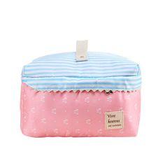 Women Chun Yafang Nylon Storage Bag Cosmetic Bag Underwears Storage Bag Travel Storage Bag, travel diy, travel art, travel to amsterdam #blue #froze #frozen, back to school, aesthetic wallpaper, y2k fashion