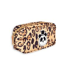 Mini Rodini Leopard Panda Case