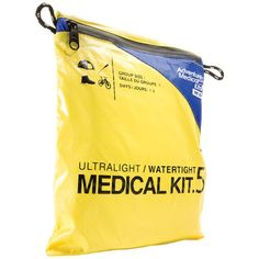 Ultralight & Watertight .5 - Adventure® Medical Kits - First Aid Kits and Survival Gear