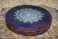 20' Shaman drum fullmoon drumFrame drum Stage by Magordrum on Etsy