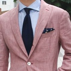#Bespoke #linensuit : why choose always the same colors ? http://ift.tt/2rCF0B7