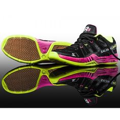 #Salming Race R5 Female. PVP: 79,96 € Visita nuestro Outlet www.puntofuerte.es/es/16-outlet-balonmano