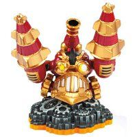 Skylanders Tech Characters, Figures Pictures and List